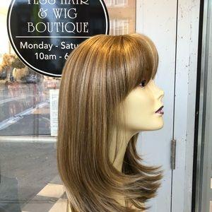 Accessories - Blonde #Pelucas wig 2216 bangs new skin top 2019